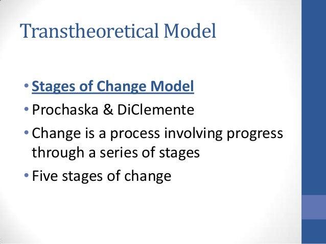 behavior change research essay