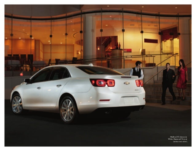 2013 chevrolet malibu brochure south jersey chevrolet dealer. Black Bedroom Furniture Sets. Home Design Ideas