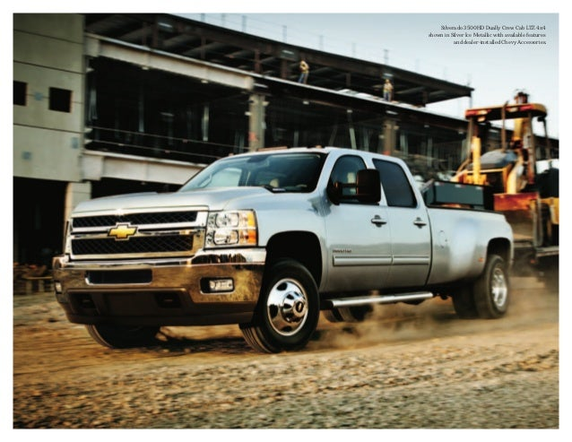 2013 chevrolet silverado hd brochure south jersey chevrolet dealer. Black Bedroom Furniture Sets. Home Design Ideas