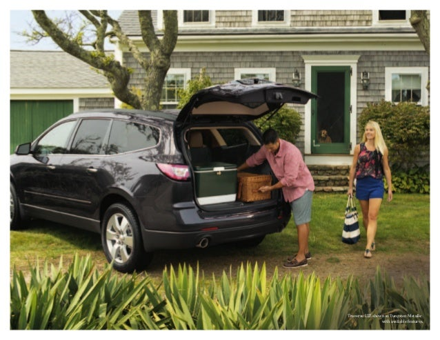 2013 chevrolet traverse brochure south jersey chevrolet dealer. Black Bedroom Furniture Sets. Home Design Ideas
