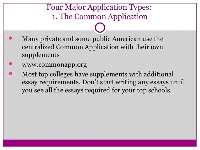 Syracuse common app supplement essays