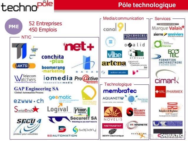 Laurent Sciboz (Introduction) - Conférence TechnoArk 2013 Slide 3