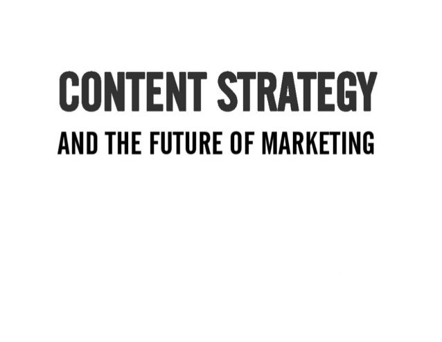 Ebriks-2013 Content Marketing Strategy