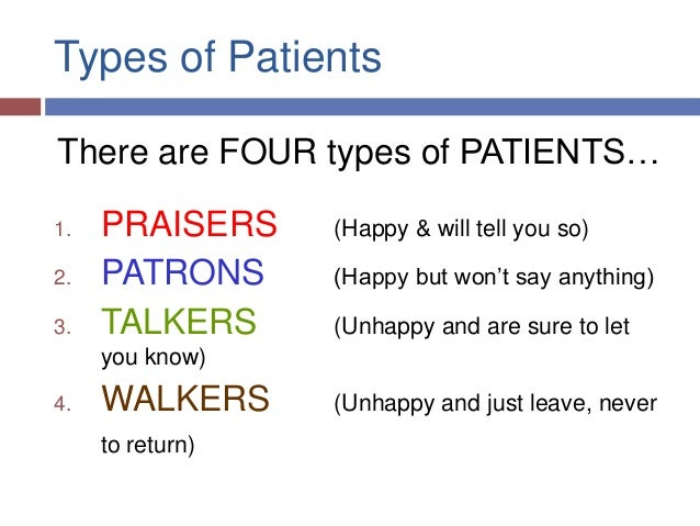 dealing with difficult patients Nurses confront difficult people in every aspect of their working life understanding the nurse's own response to difficult people provides the basis for effectively dealing with the diverse personality types faced on a daily basis.