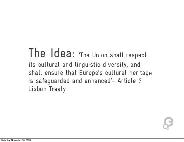 Strategic 2015 -2020, Be Bold, Be Inspired -  Europeana Network AGM - Harry Verwayen, 2 December 2013 Slide 2