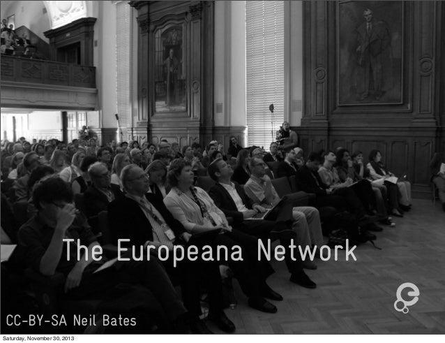 Strategic 2015 -2020, Be Bold, Be Inspired -  Europeana Network AGM - Harry Verwayen, 2 December 2013 Slide 3