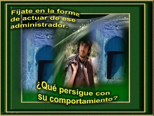 II. MEDITATIO ¿Qué me dice? ¿Qué nos dice el Texto? Para recorrer el camino de la vida, el Señor ha puesto en nuestras man...