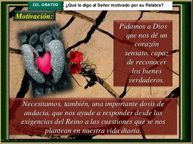 ¡Quiera Dios que tengamos este espíritu de pobreza, sí, este espíritu de pobreza! ¡Entonces amaremos a Dios perfectamente!...