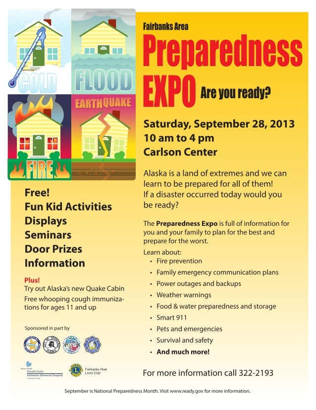 2013 fairbanks preparedness_expo