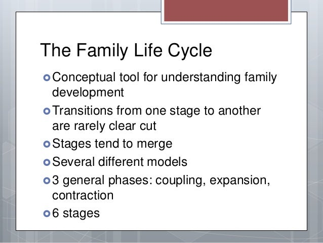 2013 Family As A Unit Of Care