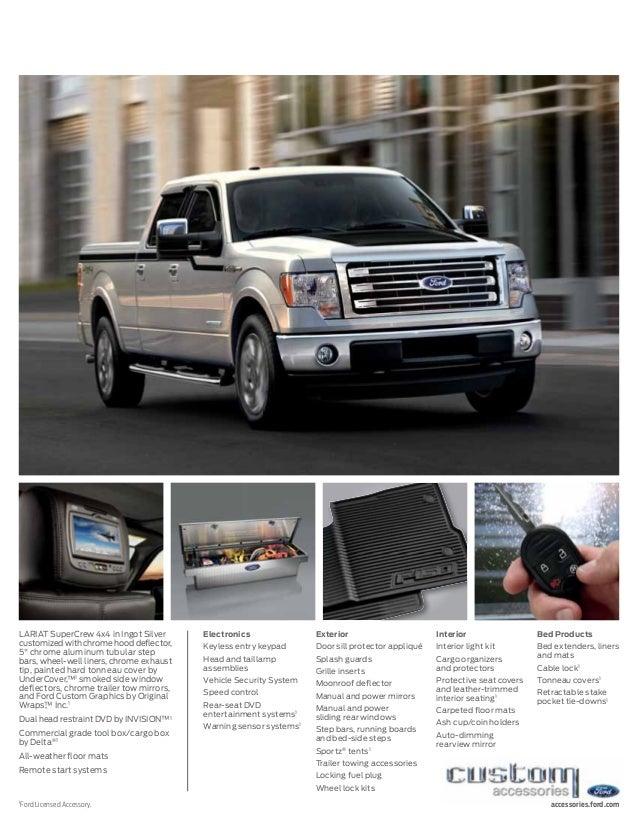 2013 ford f-150 brochure wa | kent ford dealer