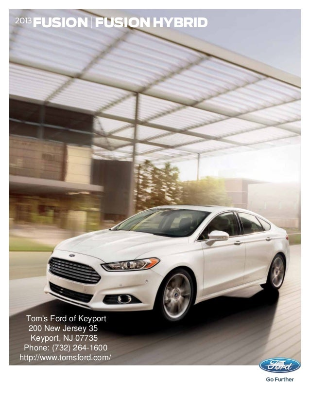 Ford Fusion For Sale NJ Ford Dealer Keyport - Ford dealers in nj