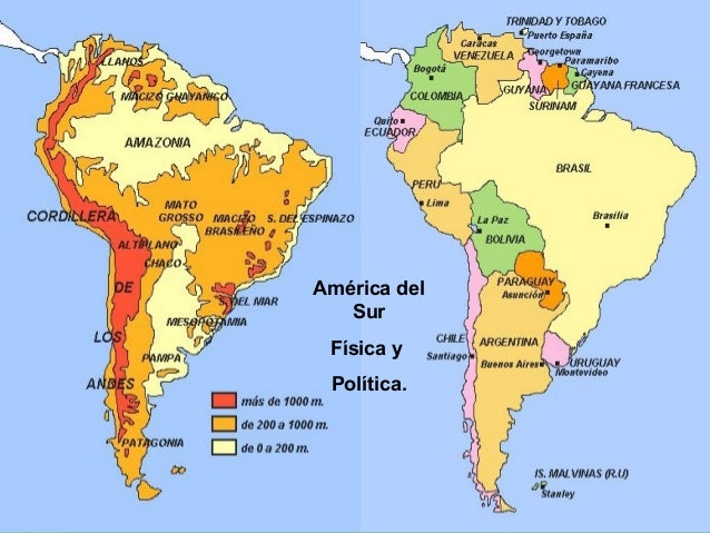 geografia de america latina fisica quantica - photo#19