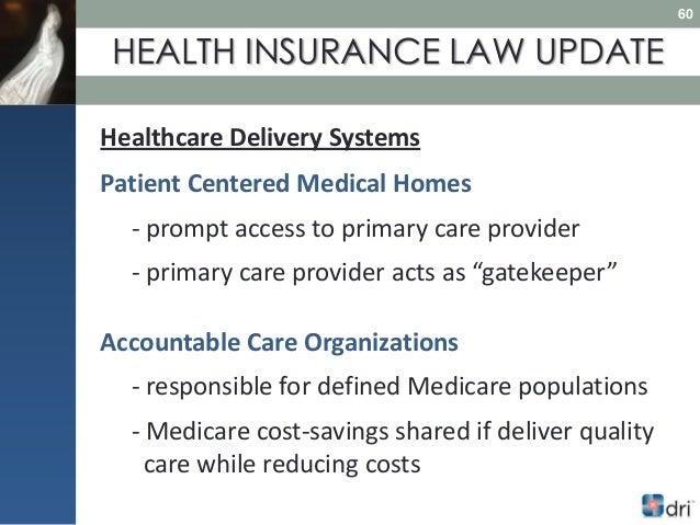 Insurance Gatekeeper Definition