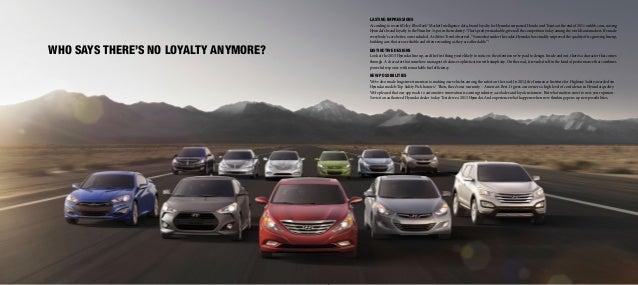 Car Rental Fort Wayne: 2013 Hyundai Full Line Brochure Glenbrook Hyundai Happy