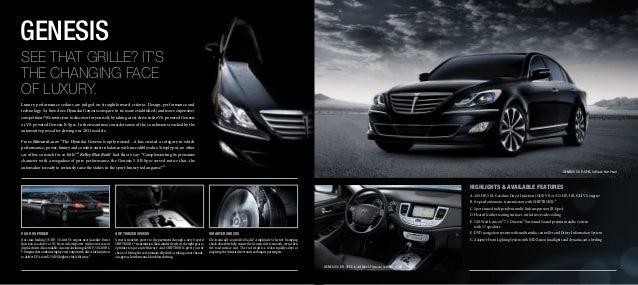 2013 Hyundai Full Line Brochure Glenbrook Hyundai Happy Car Store For…