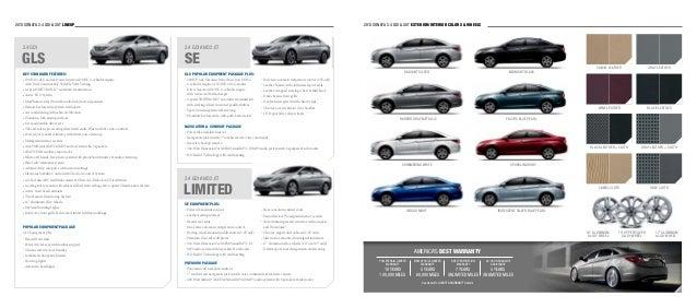 2013 Hyundai Sonata Brochure TN   Knoxville TN Hyundai Dealer
