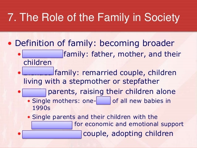 An analysis of the role of gay and lesbian parents in adopting a children