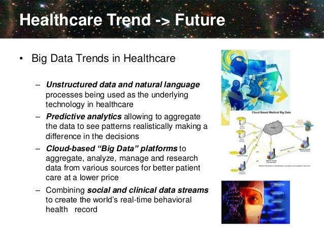 Resultado de imagen de future in health big data