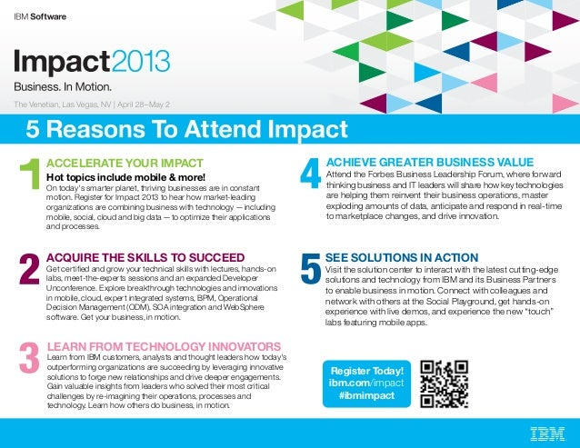 ACCELERATE YOUR IMPACT                                                ACHIEVE GREATER BUSINESS VALUEHot topics include mob...