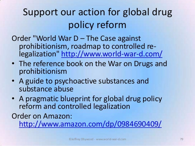 The need and direction for drug law reform in Australia