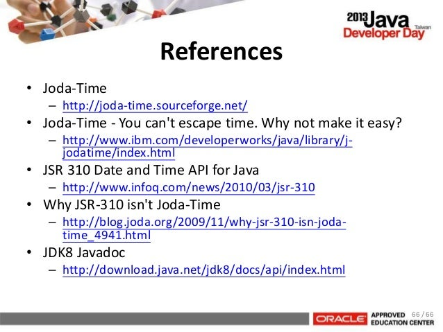 Joda-Time & JSR 310 – Problems, Concepts and Approaches