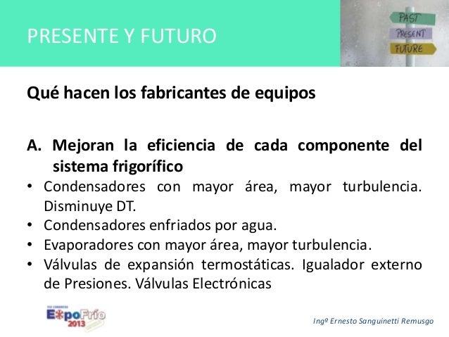 Presente y futuro de las m quinas usadas en refrigeraci n - Frigorifico del futuro ...