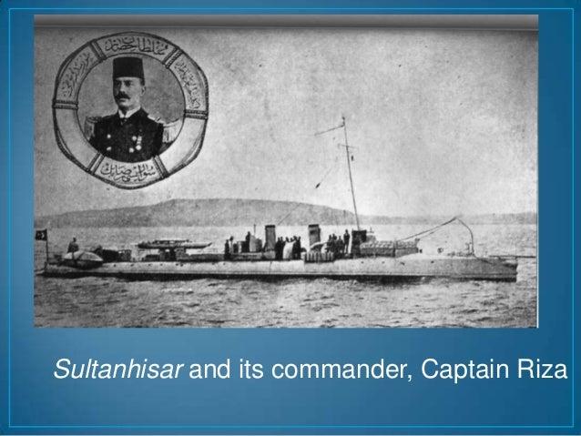 The history of submarines essay