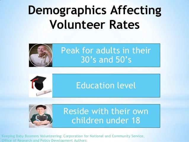 Volunteer Management for Today's Generation Slide 3