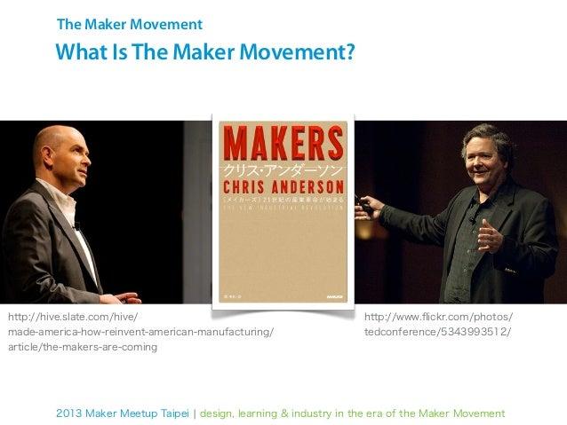 2013 Maker Meetup Taipei Slide 105