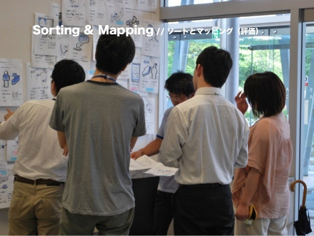 Students Projects at IAMASLessons Learned•   Prototyping (i.e. build to think) is the key to develop ideas•   Digital fabr...