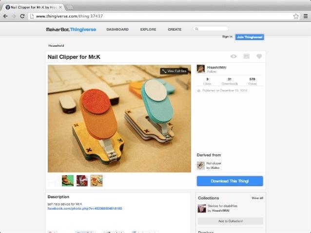2013 Maker Meetup Taipei Slide 83
