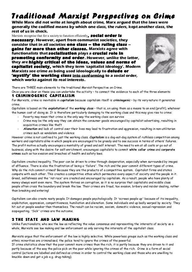 2013 marxism handout worksheet complete – Domestic Violence Worksheets