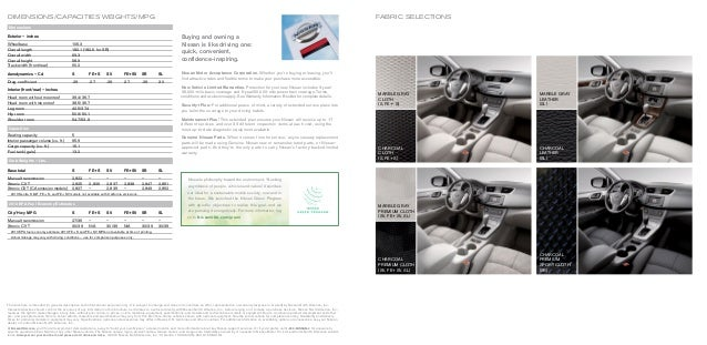 2013 Nissan Sentra Brochure Tx Victoria Tx Nissan Dealer