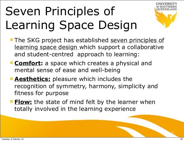 learning space Make space 4 learning is a premiere resource for educators and institutions to learn about 21st century learning spaces and environments.