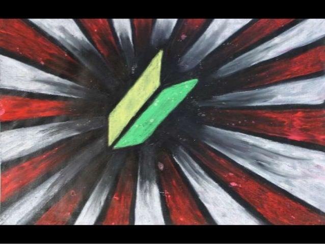 Impromptu drawings in oil pastel