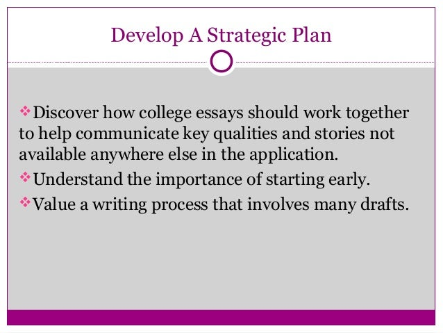 essays and control this process 6 - Good College Essays Examples