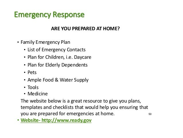 Hazard Protection Plan For Home Daycare Home Plan