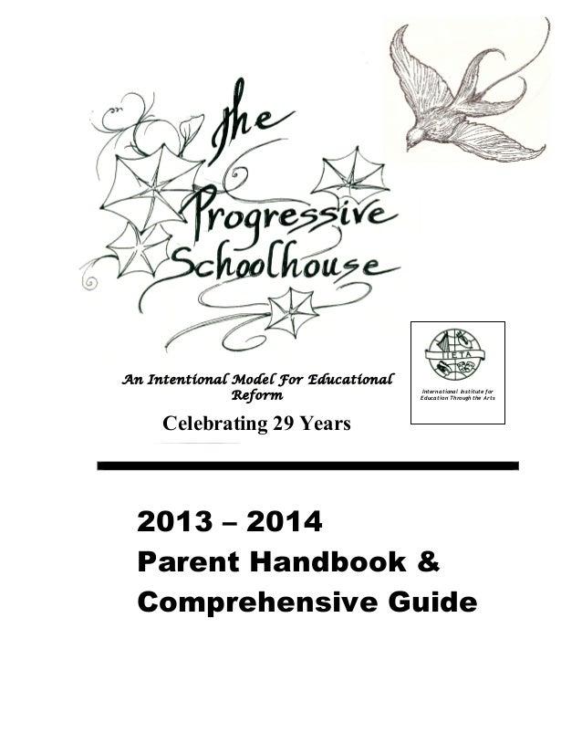 2013-2014 Parent Handbook