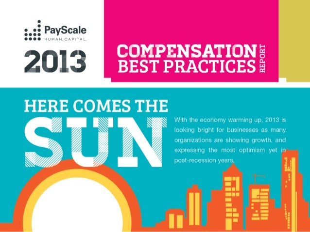http://www.payscale.com/hr/2013-compensation-practices-infographic  http://resources.payscale.com/2013-compensation-practi...