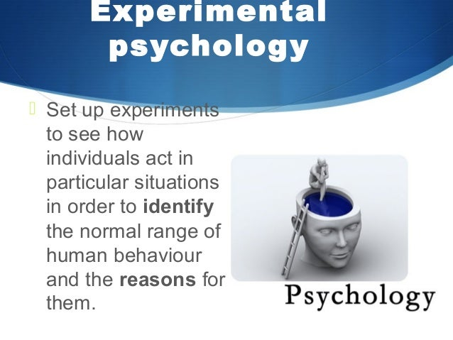 the reasons psychologists conduct experiments For such reasons, it is important to  how psychologists conduct developmental research article  the most notorious social psychology experiments article.