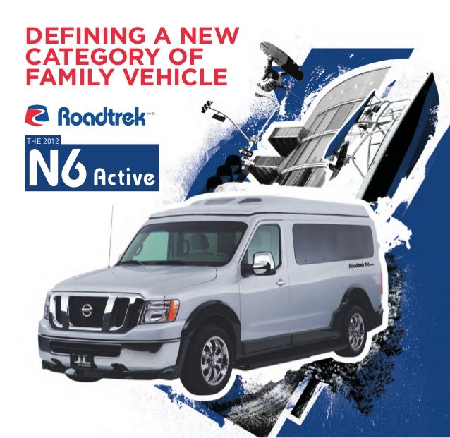 DEFINING A NEW CATEGORY OF FAMILY VEHICLE THE 2012