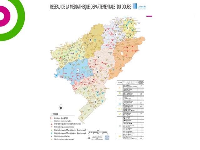 Schéma départementale de la lecture publique - Doubs 2013