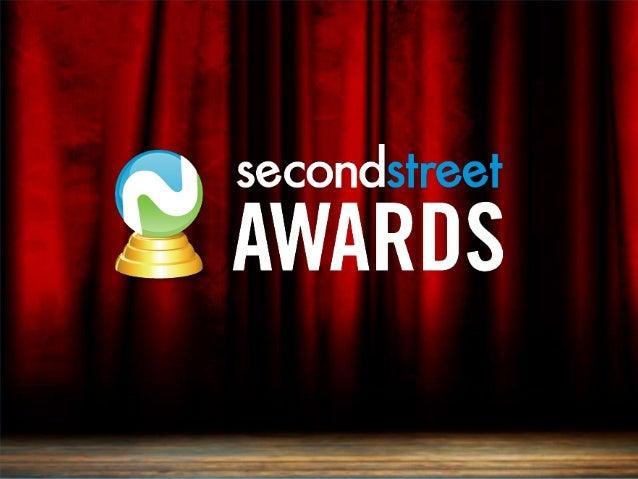 #SecondStreetAwards
