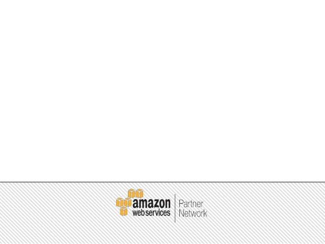 • • • • • • • •  Why Enterprises Choose AWS Enterprise Applications Architectures Seven design principals for AWS Best Pra...
