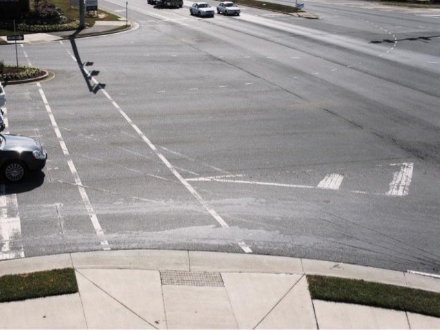 Auto-centric corridor  Add sidewalks, street trees  Existing uses adapted  New uses drawn in