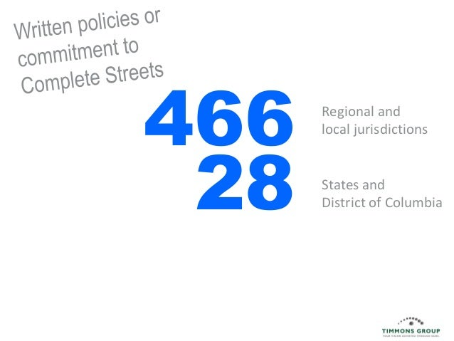 Enhancing the Value of Streets for Pedestrians, Bicyclists, and Motorists