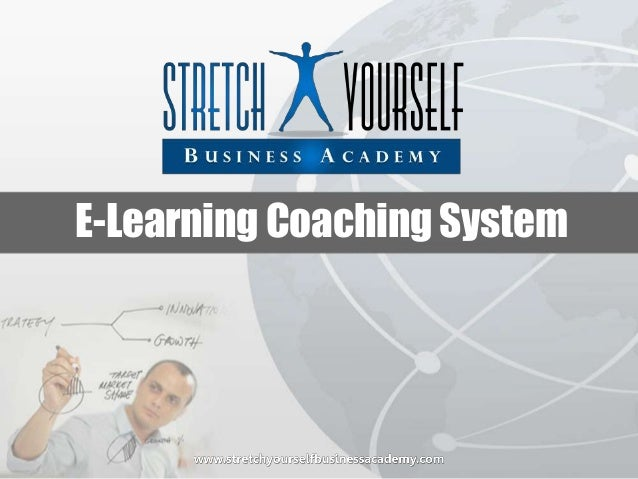 E-Learning Coaching System