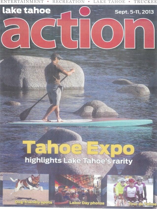 ENTERTAINMENT  .  RECREATION  .  LAKE TAHOE  .  TRUCKEE