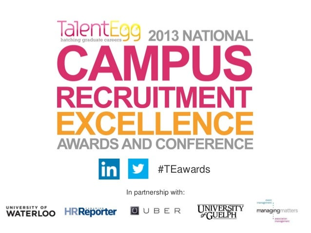 In partnership with:#TEawards